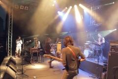 Filming Okta Logue (Burn Out Music Festival 2012)