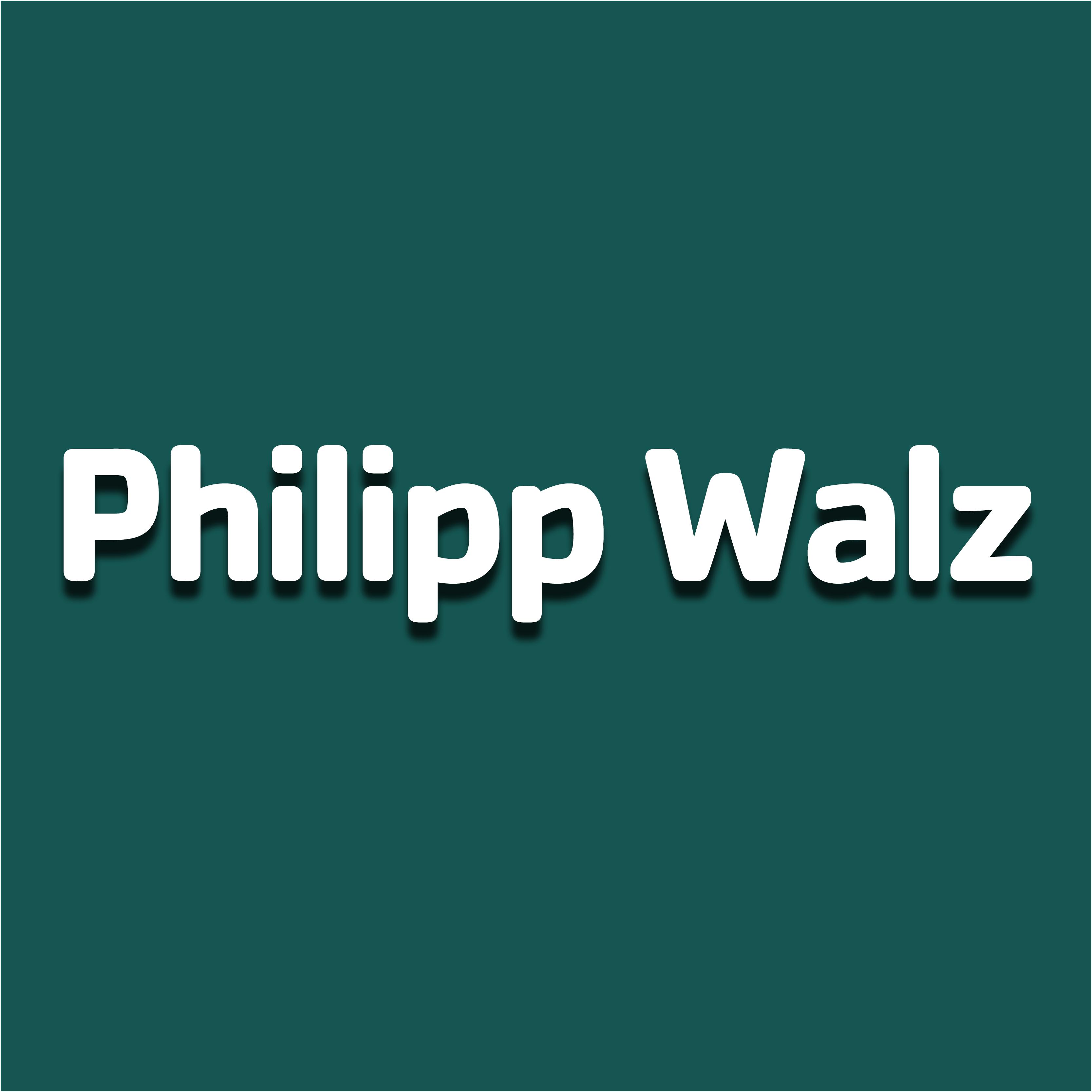 Philipp Walz, BA